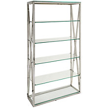 Buy John Lewis Alice Tall Shelf Unit Online at johnlewis.com