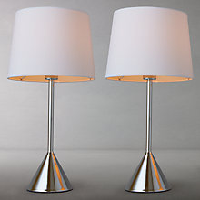 Buy John Lewis Sorin Duo Touch Table Lamps, Set of 2 Online at johnlewis.com