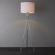 Buy John Lewis Rufus Tripod Floor Lamp Online at johnlewis.com