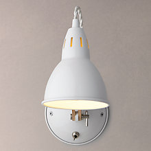 Buy John Lewis Croft Collection Barrett Wall Light Online at johnlewis.com