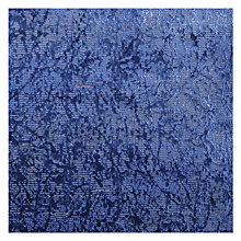 Buy Designers Guild Boratti Cut Pile Velvet Fabric, Indigo, Price Band G Online at johnlewis.com