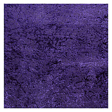 Buy Designers Guild Boratti Cut Pile Velvet Fabric, Violet, Price Band G Online at johnlewis.com
