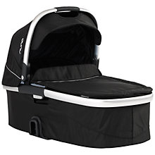 Buy Nuna IVVI Carrycot, Caviar Online at johnlewis.com