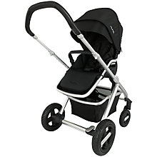 Buy Nuna IVVI Pushchair, Caviar Online at johnlewis.com