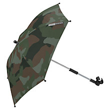 Buy Bugaboo By Diesel Camouflage Parasol, Green Online at johnlewis.com