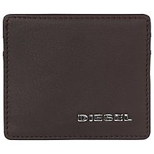Buy Diesel Johnas Leather Card Holder Online at johnlewis.com