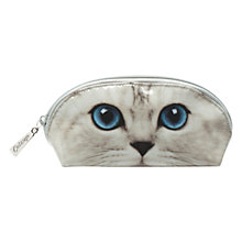 Buy Catseye Silver Kitty Oval Bag Online at johnlewis.com