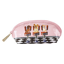 Buy Catseye Diner Dogs Oval Bag, Pink Online at johnlewis.com