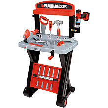 Buy Black & Decker My 1st Workbench Activity Centre Online at johnlewis.com