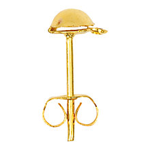 Buy Rico Earring Stud, 13mm, Pack of 2 Online at johnlewis.com