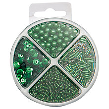 Buy Rico Sequin Mix Bead Set Online at johnlewis.com