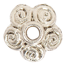 Buy Rico Bead Cap Curl, 4mm, Pack of 2 Online at johnlewis.com