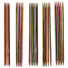 Buy Knit Pro Double-Pointed Knitting Needle Set, 15cm Online at johnlewis.com