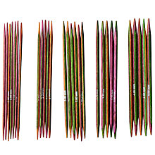 Buy Knit Pro Double-Pointed Knitting Needle Set, 10cm Online at johnlewis.com