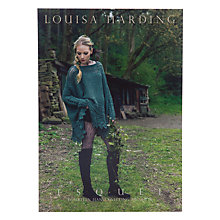 Buy Louisa Harding Esquel Hand Knitting Booklet Online at johnlewis.com