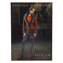 Buy Louisa Harding Eventyr Hand Knitting Booklet Online at johnlewis.com