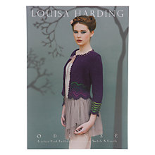Buy Louisa Harding Odense Hand Knitting Booklet Online at johnlewis.com