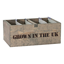Buy Garden Trading Colworth Seed Trug, Natural Online at johnlewis.com