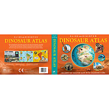 Buy Slide And Discover: Dinosaur Atlas Online at johnlewis.com