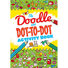 Buy The Doodle & Dot-To-Dot Activity Book Online at johnlewis.com
