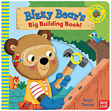 Buy Bizzy Bear's Big Building Book Online at johnlewis.com