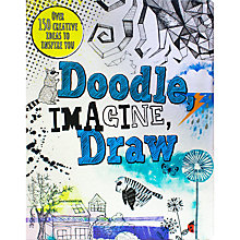 Buy Doodle, Imagine, Draw Activity Book Online at johnlewis.com