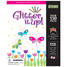 Buy Glitter It Up! Activity Kit Online at johnlewis.com