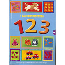 Buy Pull & Learn 123 Book Online at johnlewis.com