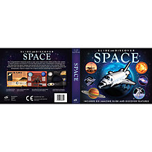 Buy Slide And Discover: Space Book Online at johnlewis.com