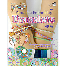 Buy Let's Make Fantastic Friendship Bracelets Book & Craft Kit Online at johnlewis.com