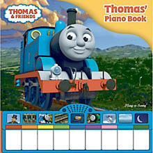 Buy Thomas the Tank Engine Thomas' Piano Book Online at johnlewis.com