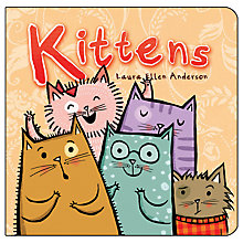 Buy Kittens Book Online at johnlewis.com