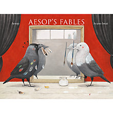 Buy Aesop's Fables Illustrated Book Online at johnlewis.com