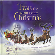Buy 'Twas The Night Before Christmas Book Online at johnlewis.com