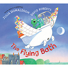 Buy The Flying Bath Book Online at johnlewis.com