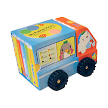Buy My Rolling Library Lorry Box Set Online at johnlewis.com