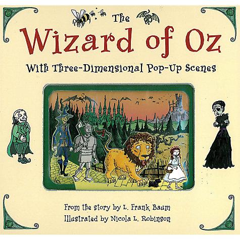 Buy The Wizard of oz Pop-up