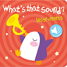 Buy What's That Sound? Instruments Book Online at johnlewis.com