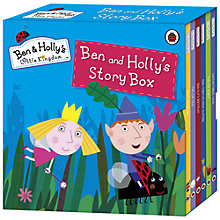 Buy Ben & Holly's Story Box Book Set Online at johnlewis.com