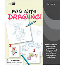 Buy Fun With Drawing! Book Online at johnlewis.com