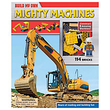 Buy Build My Own Mighty Machines Online at johnlewis.com