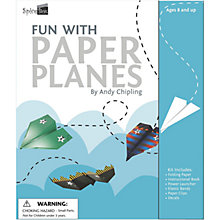 Buy Fun With Paper Planes Book Online at johnlewis.com