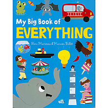 Buy My Big Book Of Everything Online at johnlewis.com