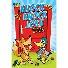 Buy The Knock Knock Joke Book Online at johnlewis.com