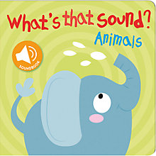 Buy What's That Sound? Animals Talking Book Online at johnlewis.com