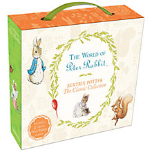 Buy The World Of Peter Rabbit Beatrix Potter Classic Collection Online at johnlewis.com
