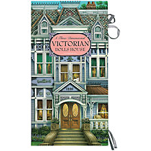Buy 3D Fold-Out Victorian Doll's House Online at johnlewis.com