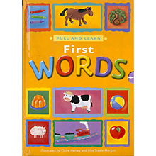 Buy Pull & Learn First Words Book Online at johnlewis.com