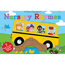 Buy Piano Playtime Nursery Rhymes Music Book Online at johnlewis.com