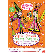 Buy Magical Mix-Ups Spells & Surprises Activity Story Book Online at johnlewis.com